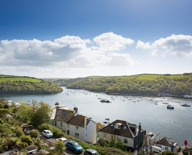 View of River Fowey